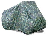 Cover ATV size L, Polyester, camouflage - ATV covering sheet