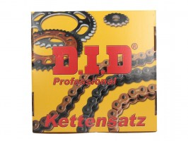 Kettensatz DID O-Ring Yamaha DT 125 LC, 85-87