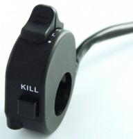 3 Stufen Licht + Kill Schalter f. Lenkeranbau