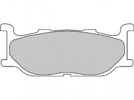 Bremsbeläge Ferodo Sintermetall FDB 781 ST