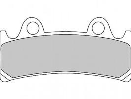 Bremsbeläge Ferodo Sintermetall FDB 864 ST