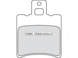 Bremsbeläge Ferodo Sintermetall FDB 889 ST