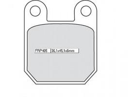 Bremsbeläge Ferodo FRP 405 P