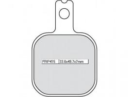 Bremsbeläge Ferodo FRP 415 P