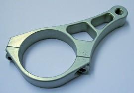 CNC-Standrohrschelle 45mm für Zusatzscheinwerfer
