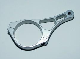 CNC-Standrohrschelle 49mm für Zusatzscheinwerfer