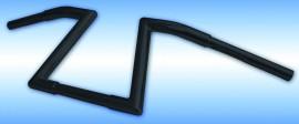 Lenker Fehling-Z HIGH, schwarz, 1 1/4 Zoll, H 23cm