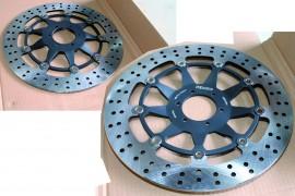Bremsscheibe Ferodo FMD0123RX