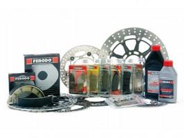 Bremsscheibe Ferodo FMD0134RX