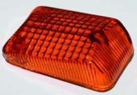 Glas f. Mini-Blinker 203-851 bis 203-885, getoent