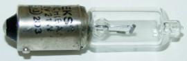 Halogenbirne 12V 21W, BAY 9S, E-gepr.
