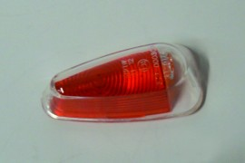 Klarglas mit Reflektor gelb f. Mini-Verkl.Blinker