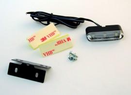 Universal TRI-LED-Standlicht, 12V, E-gepr.