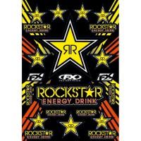 Image For FX Sponsor Sticker Kit Rockstar